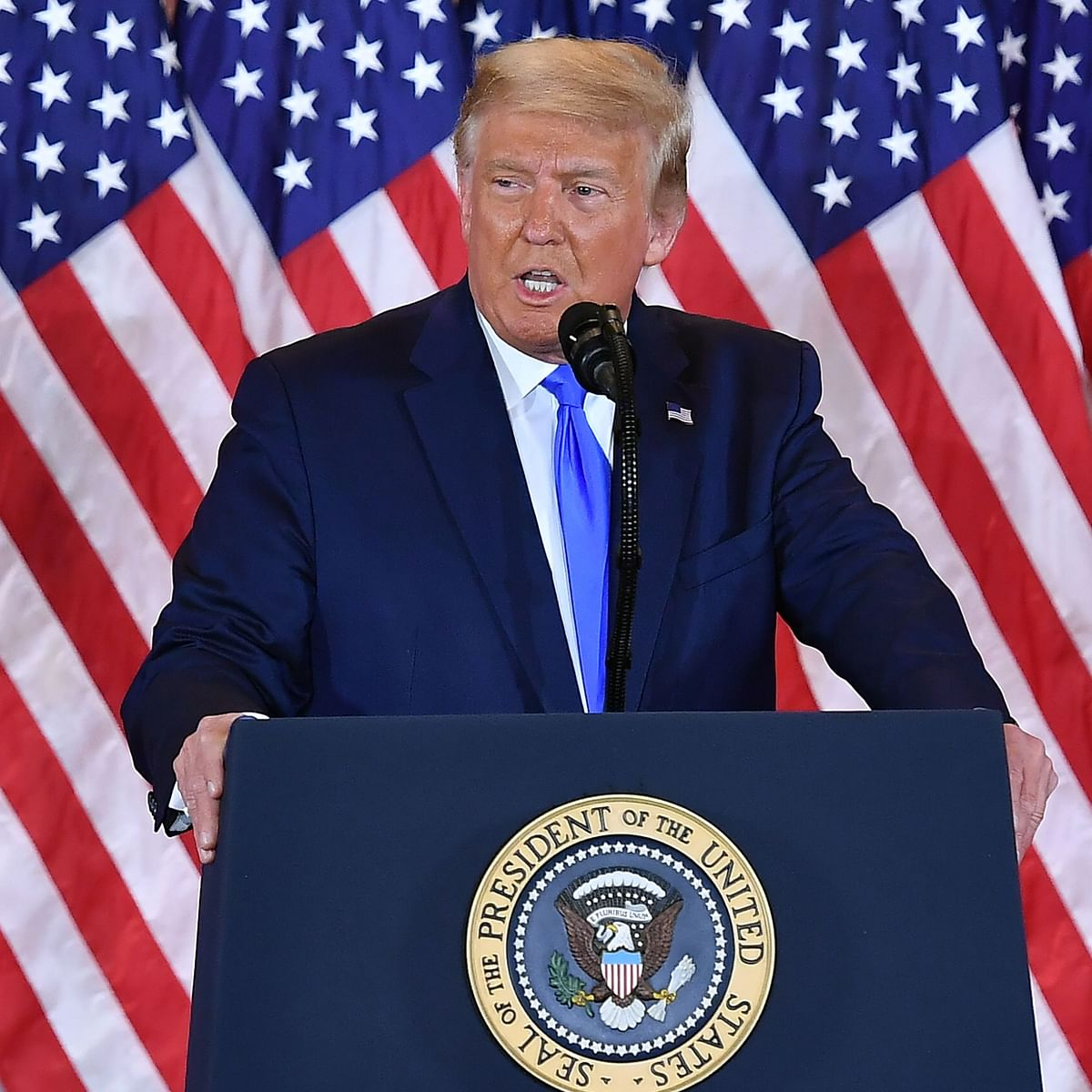 US Elections 2020: Trump alleges 'major fraud', says going to Supreme Court