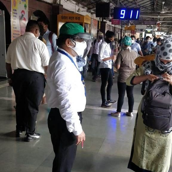 Mumbai Division of Central Railway detects 43,516 ticketless cases; collects Rs 1.50 crore as fine