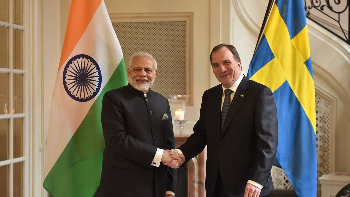 Financing India: Sweden and India's 'innovative' relations
