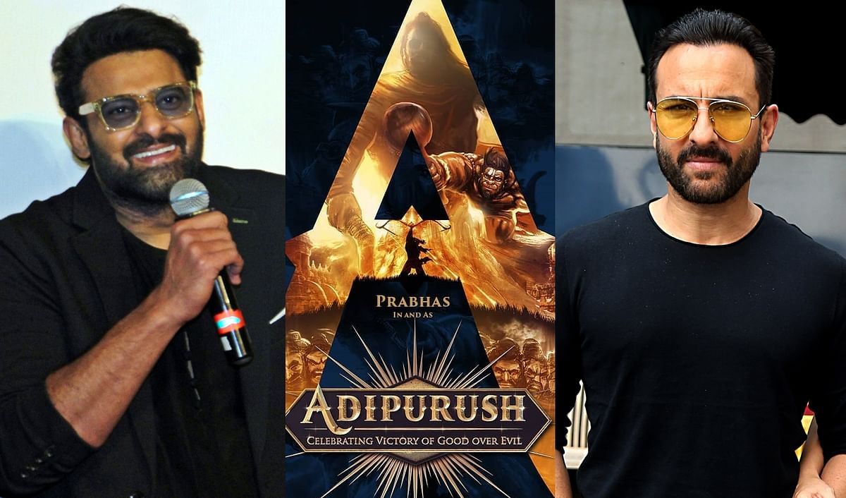 Prabhas, Saif Ali Khan starrer 'Adipurush' to release in August 2022