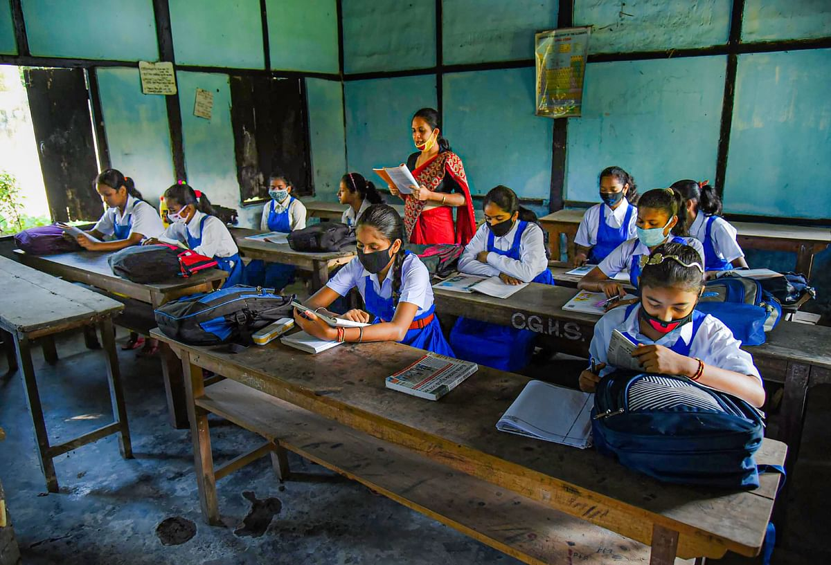 Parents feel their consent is most vital while reopening schools in Maharashtra