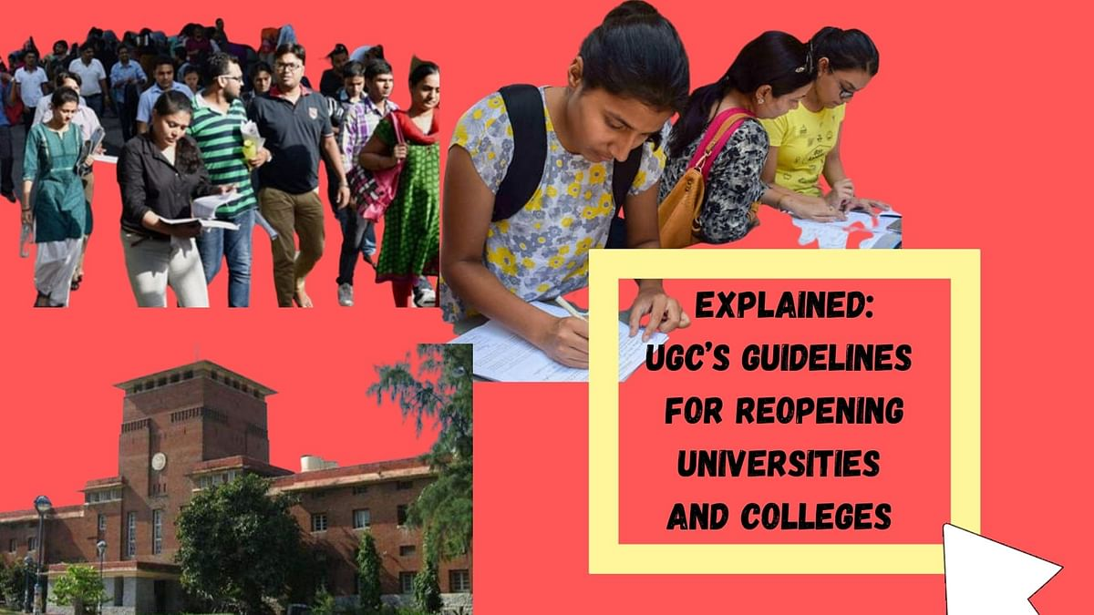 Explained: UGC's guidelines for reopening colleges and universities