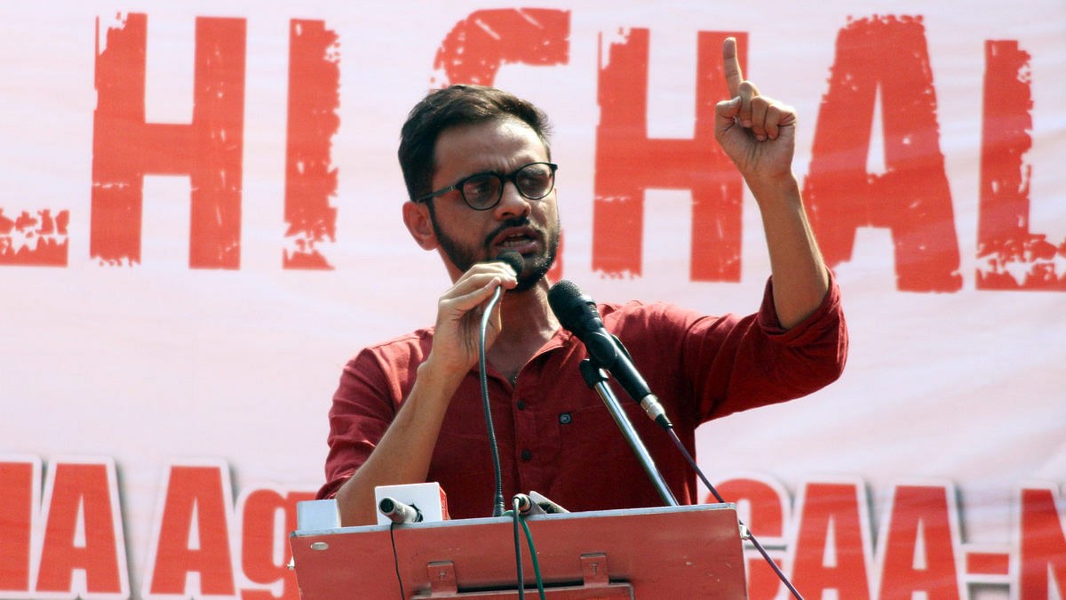 Delhi Riots: Supplementary chargesheet against Umar Khalid, Sharjeel Imam under UAPA