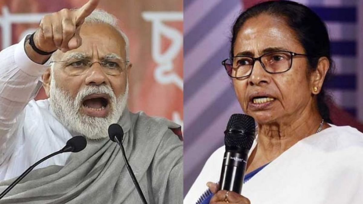 Mamata asks PM Modi to clear GST dues during COVID-19 meet