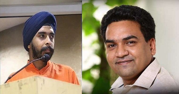 Kapil Mishra, Tajinder Bagga arrested from Delhi's Rajghat amid protest against Arnab Goswami's arrest