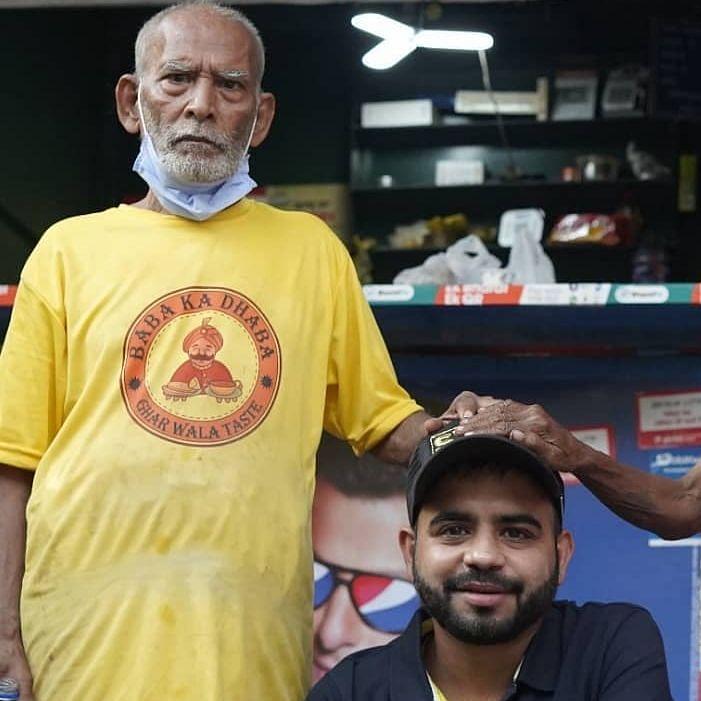 Baba Ka Dhaba owner files complaint against YouTuber Gaurav Wasan over financial fraud