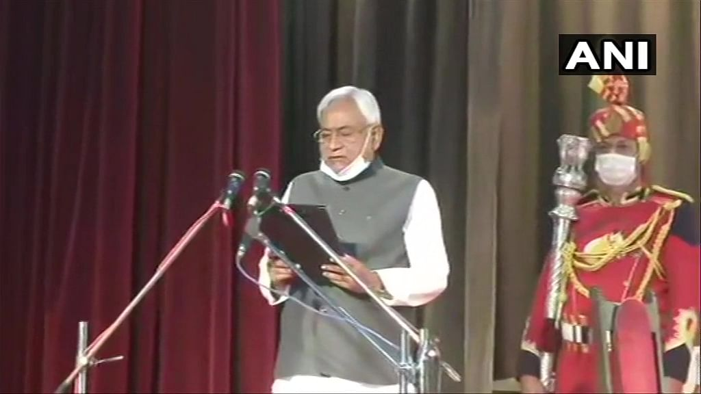 Nitish Kumar takes oath as Bihar's CM for seventh time: Highlights of swearing-in ceremony