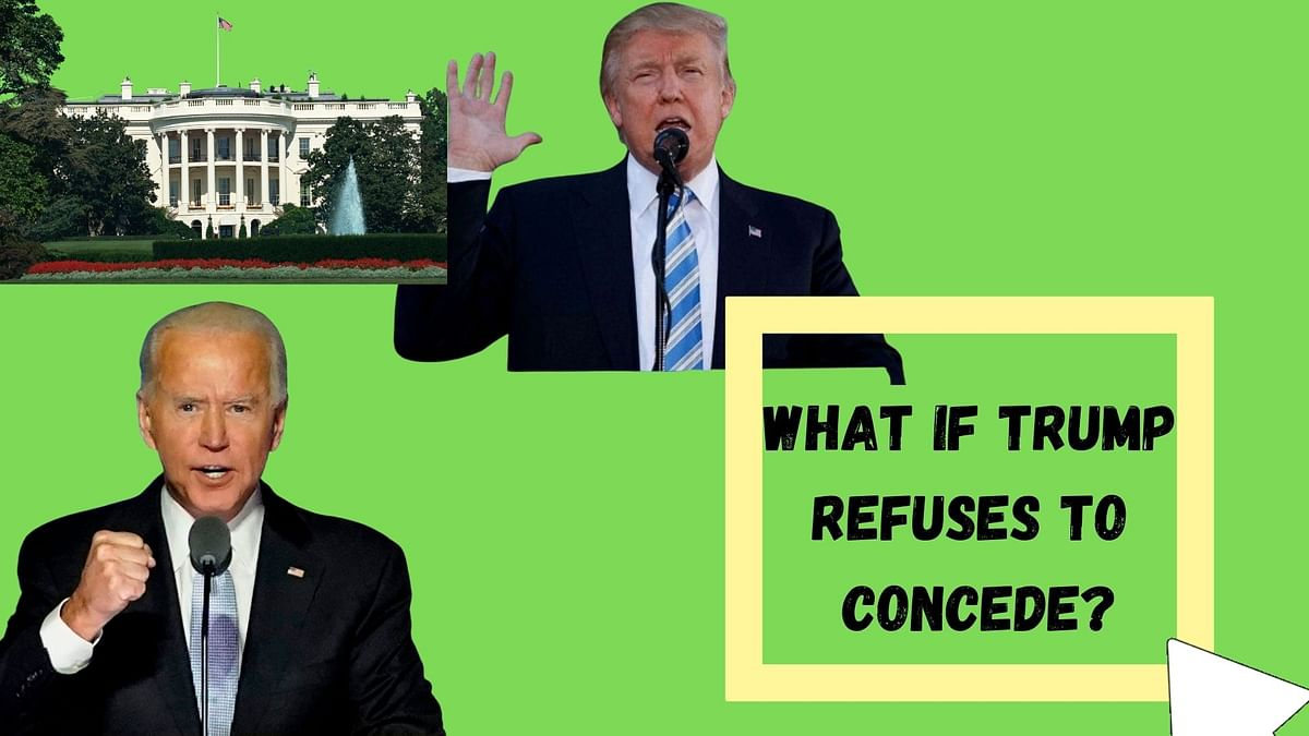 What if Donald Trump refuses to concede?