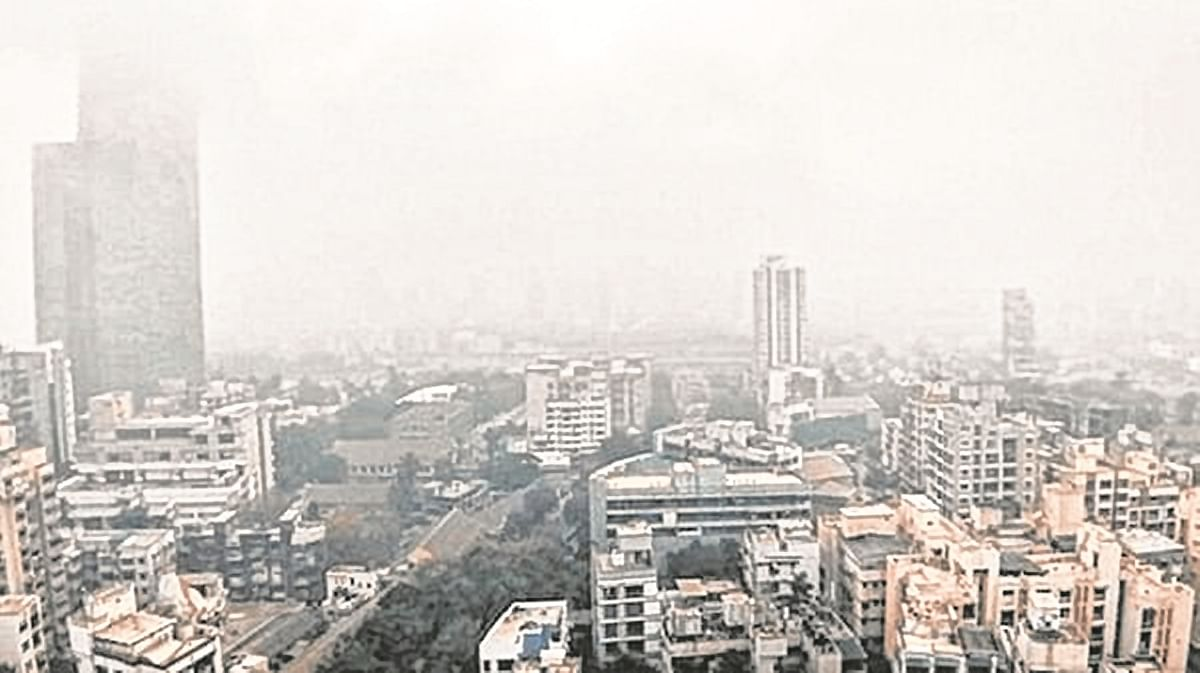 Thane records increase in air pollution level after Unlock