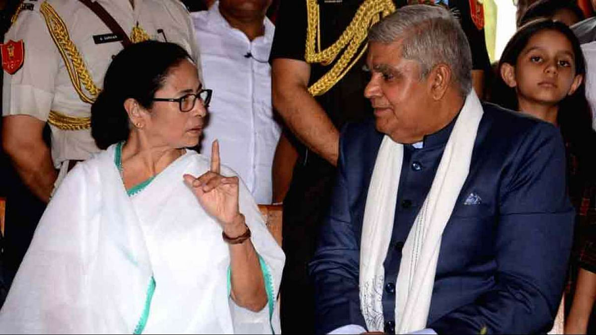 War of words erupts yet again between WB governor and Mamata Banerjee