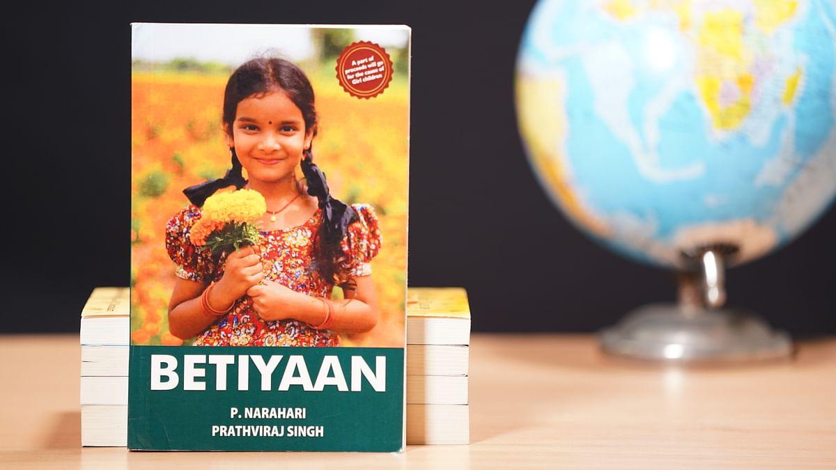 Book 'Betiyaan' highlights rights of girl child in society