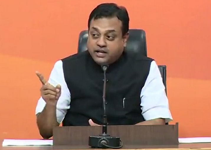 'Family Friend Private Limited': BJP's Sambit Patra hits out at TRS & MIM in Hyderabad