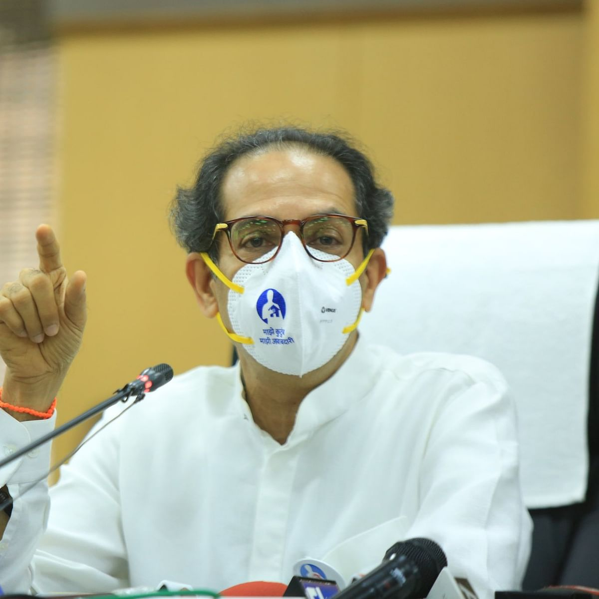 Uddhav Thackeray directs administration to increase medical facilities; Maharashtra awaits decision on lockdown