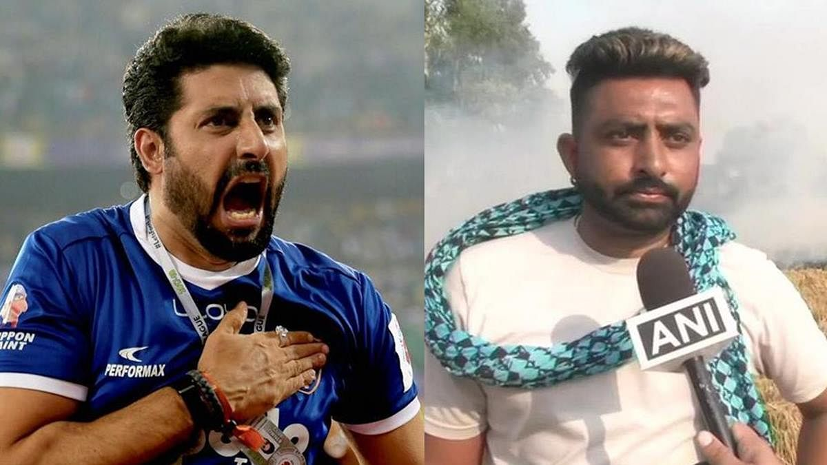 Check out Abhishek Bachchan's epic reply to a troll who compared him with a farmer