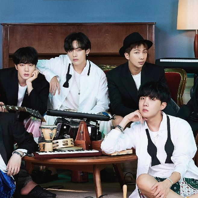 'Feels like we made it together with the fans': K-pop sensation BTS launch new album 'BE'