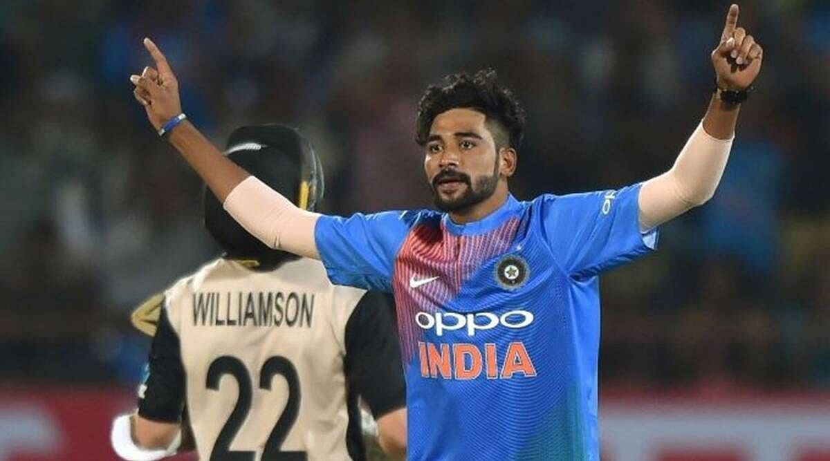 Why won't pacer Mohammed Siraj return from Australia for his father's last rites?
