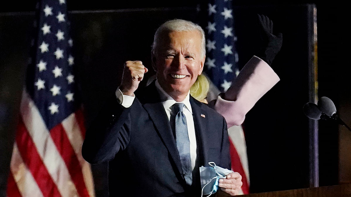 10 things you may not know about Joe Biden