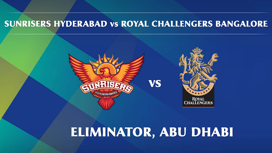Sunrisers Hyderabad vs Royal Challengers Bangalore LIVE: Score, commentary for the Eliminator match of Dream11 IPL Playoffs