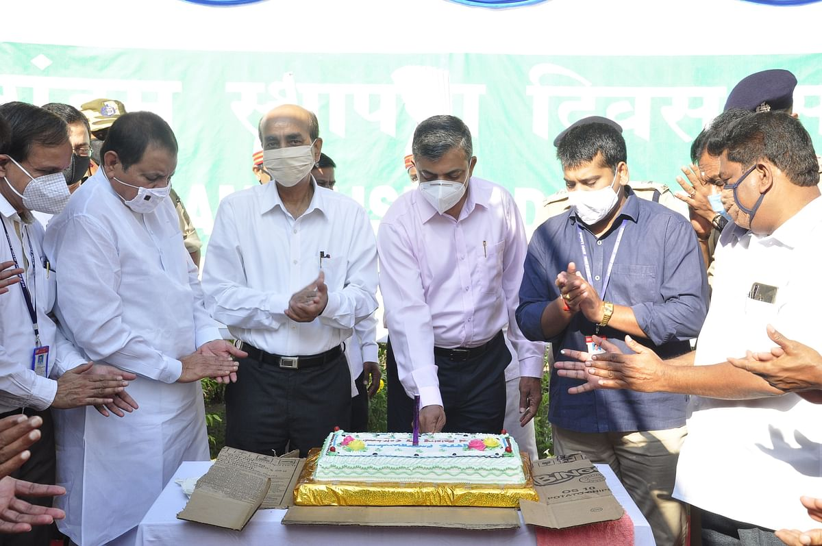 43rd Raising Day of NTPC-Ramagundam celebrated with great enthusiasm