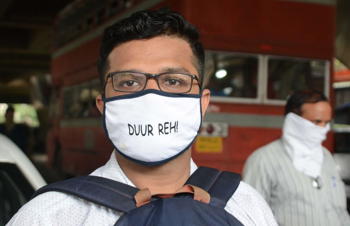 Maharashtra government to launch awareness drive on use of masks in public places