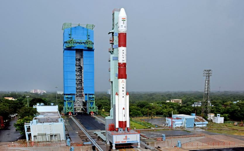 PSLV-C49 carrying EOS-01, 9 foreign satellites launched