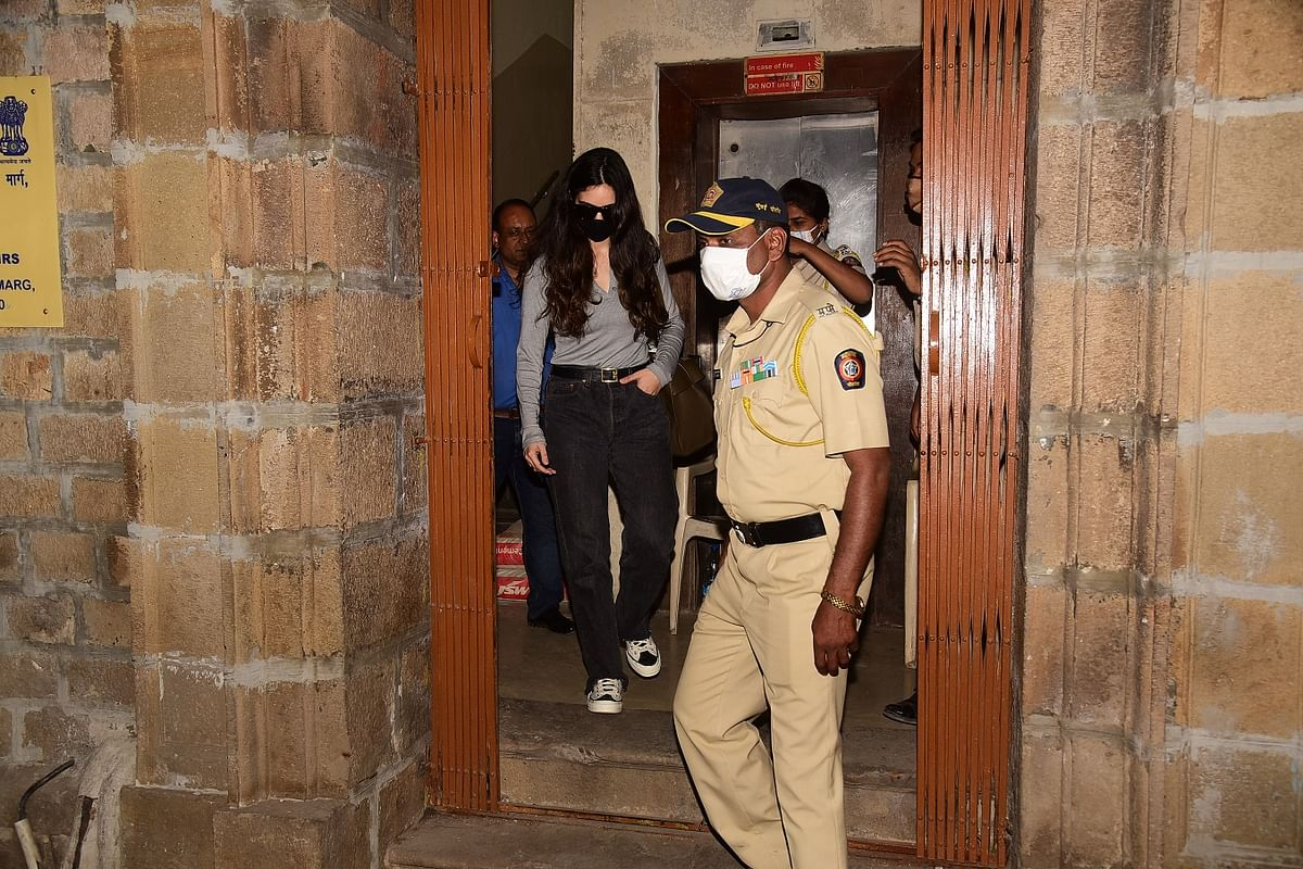 Narcotics Control Bureau records statement of Arjun Rampal's girlfriend Gabriella; actor to be examined next