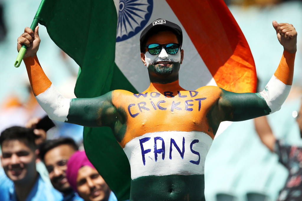 In Pics: Spectators back in the stands for Aus vs Ind 1st ODI at SCG