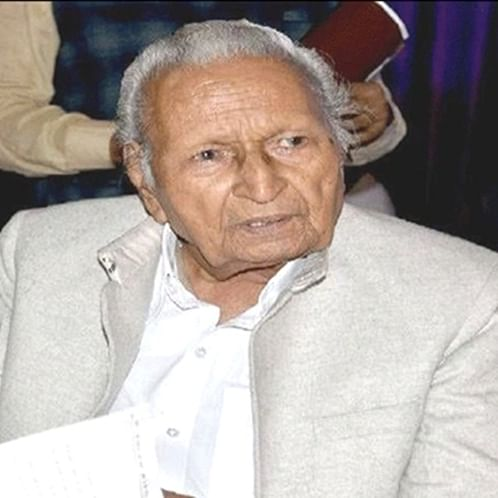 Former Rajasthan finance minister Manik Chand Surana passes away at 89