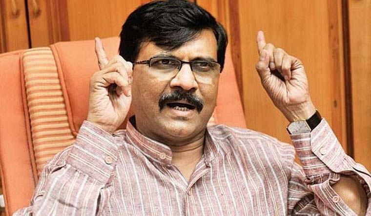 Sanjay Raut hits back at Devendra Fadnavis for his barb against CM Thackeray