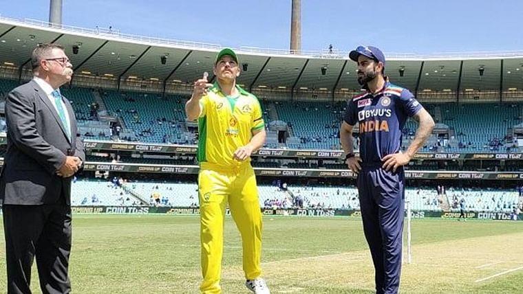 India vs Australia 2nd ODI: Australia wins toss, elects to bat inSydney