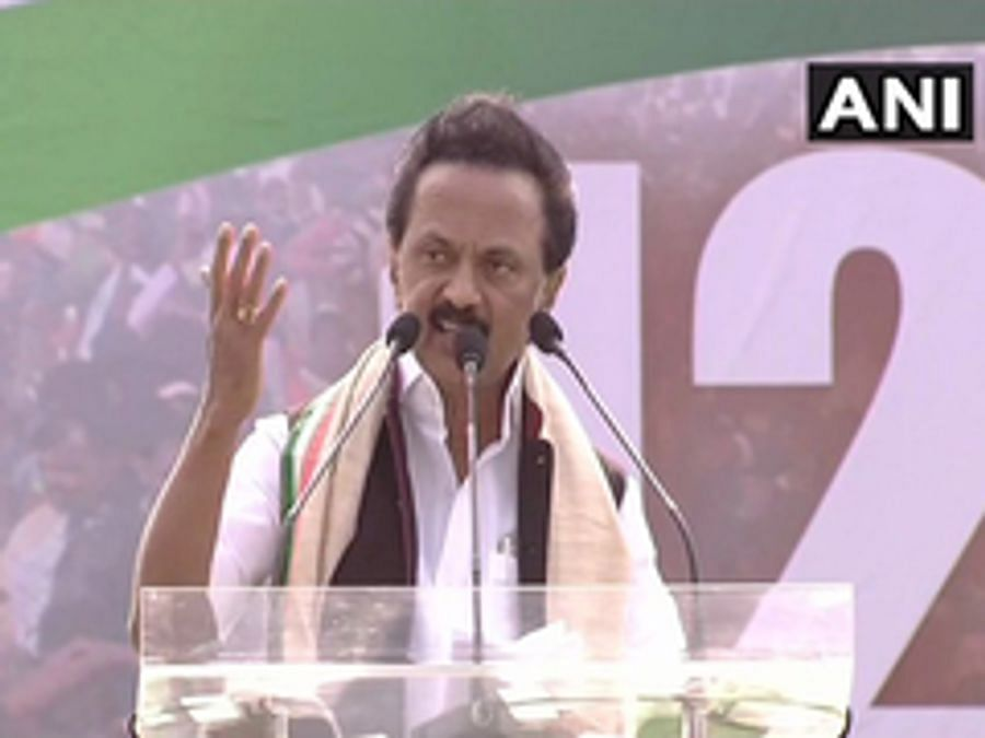 MK Stalin writes to Kamala Harris in Tamil, invokes Tamil sentiment