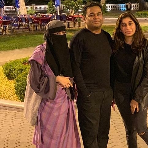 A R Rahman's daughter, Khatija, speaks about singing debut with an animated music video