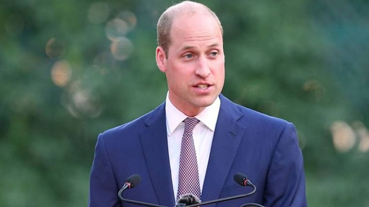 Royal family 'very much not racist', says Prince William