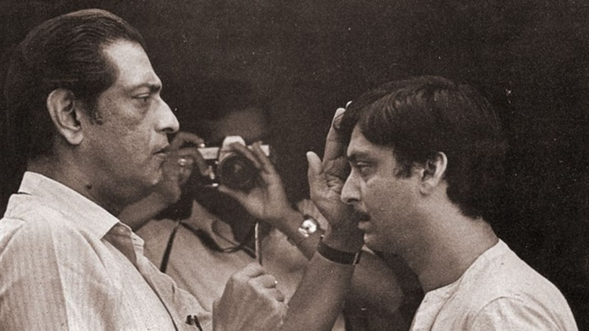 Soumitra Chatterjee and the quest for an actor's identity
