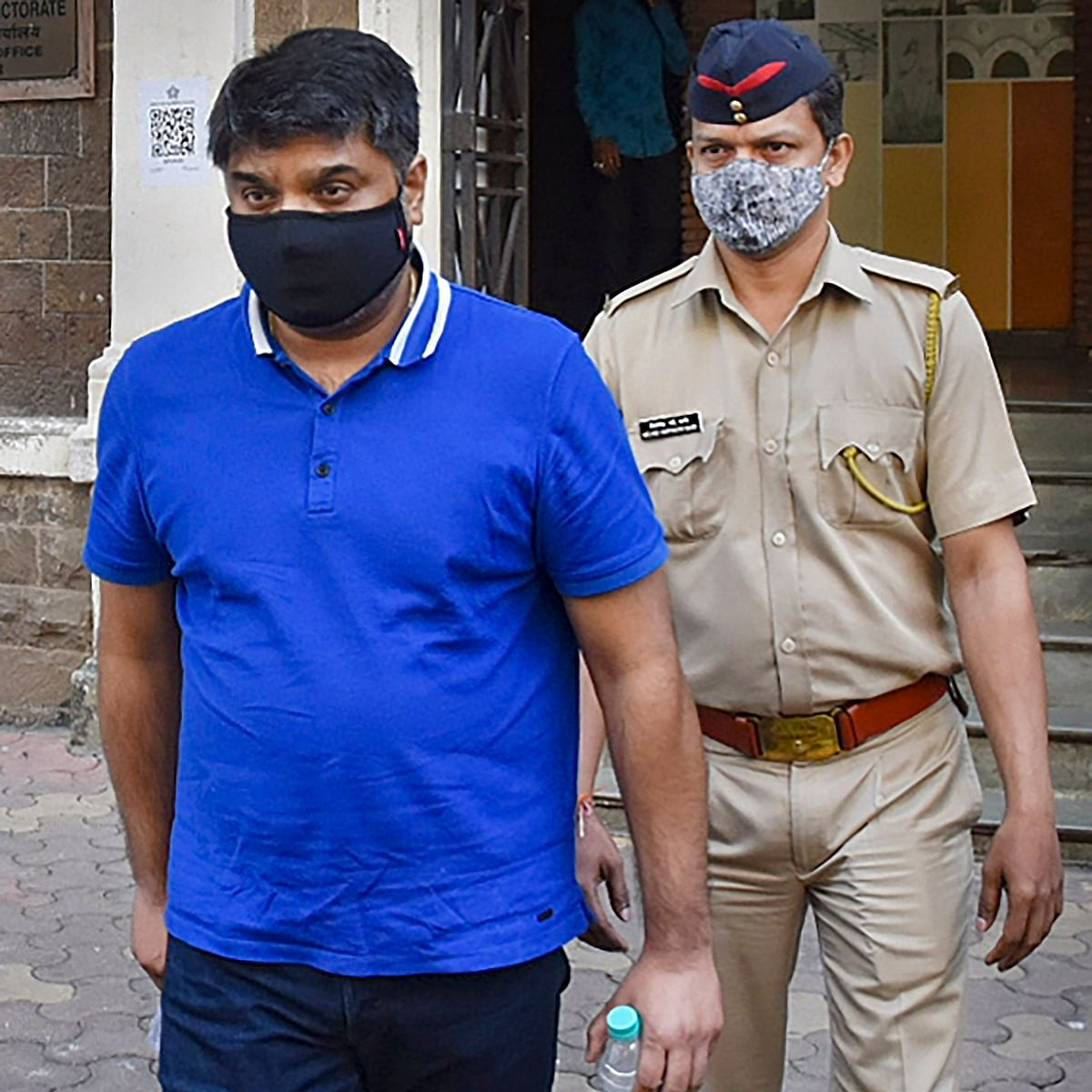 Mumbai Court sends Pratap Sarnaik's close aide Amit Chandole to ED custody till Sunday