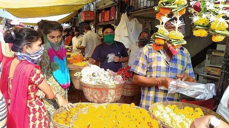 COVID-19 in Mumbai: BMC plans to temporarily move Dadar flower market to new location, check it out here