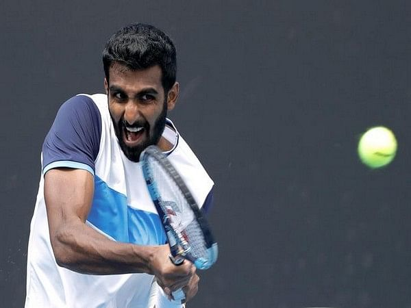 Prajnesh enters semifinals of Cary Challenger