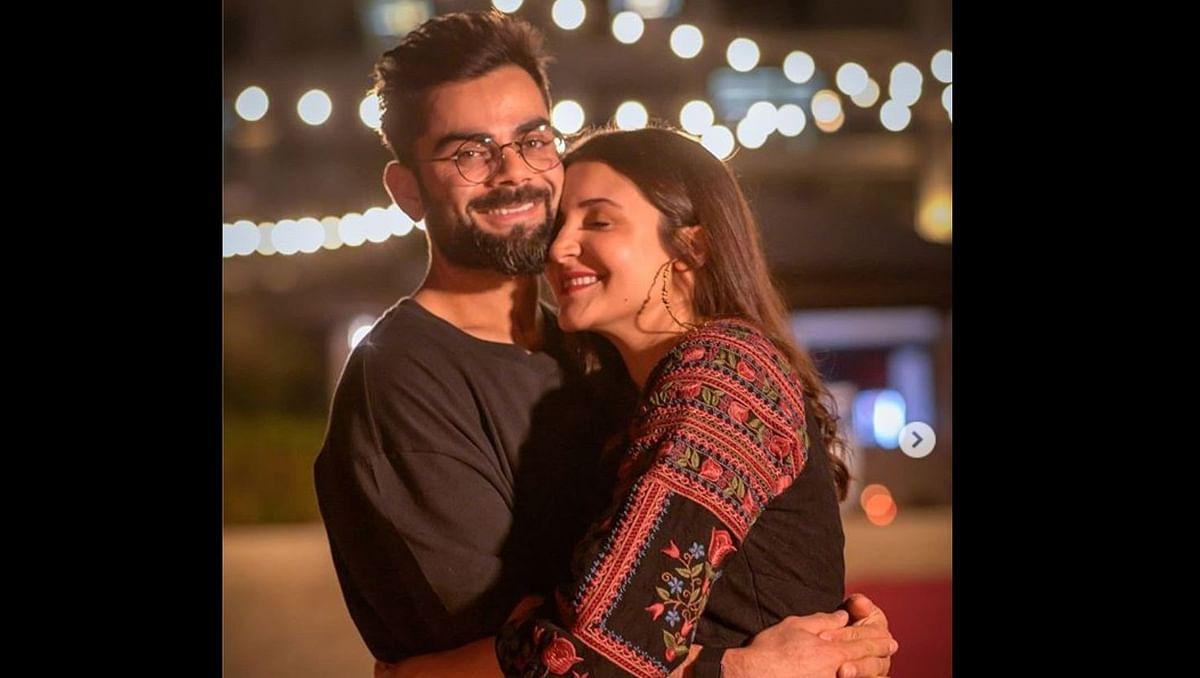 On Virat Kohli's crackers-free Diwali greetings, Twitter trolls target wife Anushka