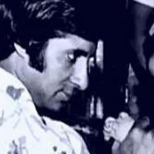 Amitabh Bachchan shares priceless childhood picture of son Abhishek