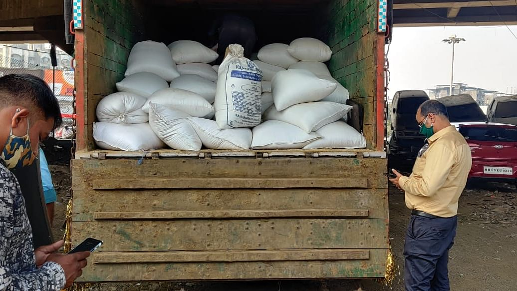 Representative Pic: PDS rice being diverted for supply in black market