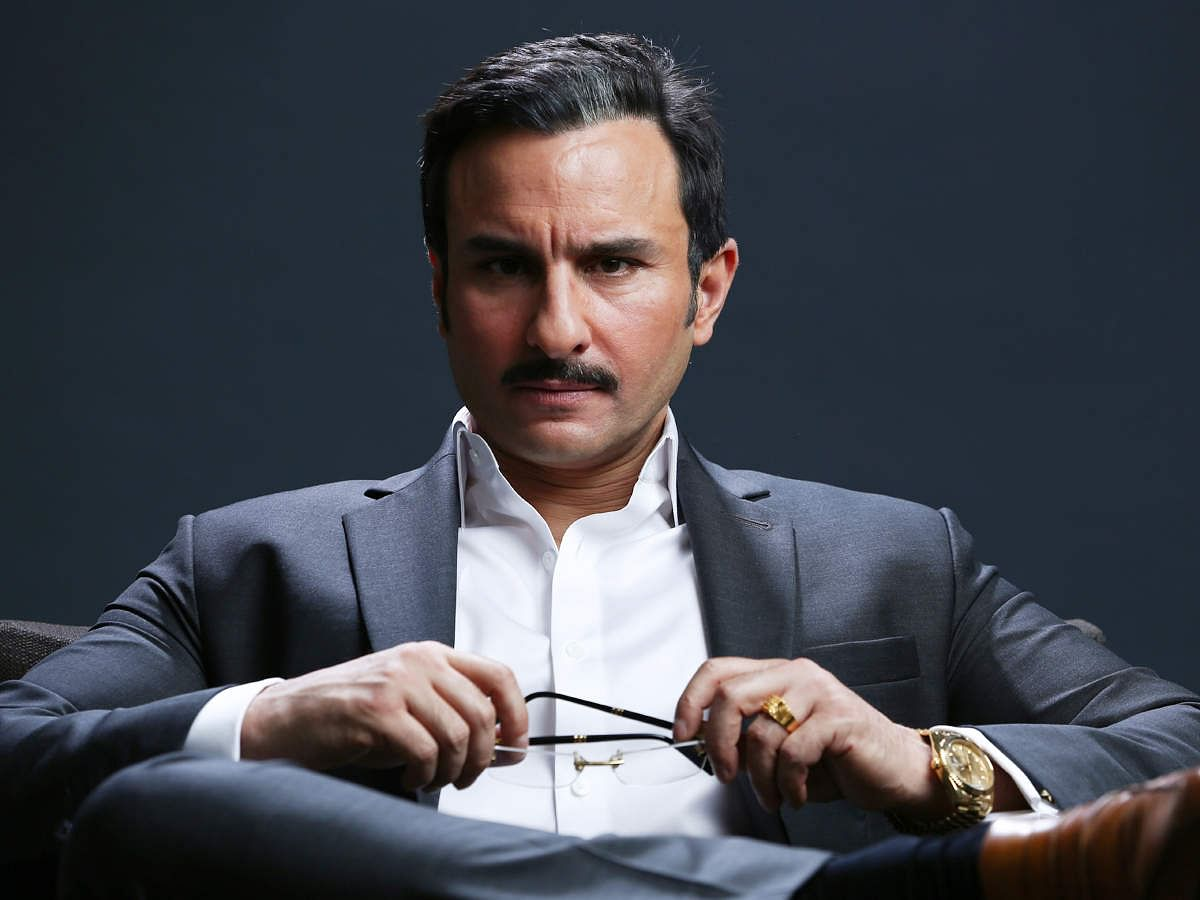 Film sets hierarchical, OTT platforms provide sense of equality: Saif Ali Khan