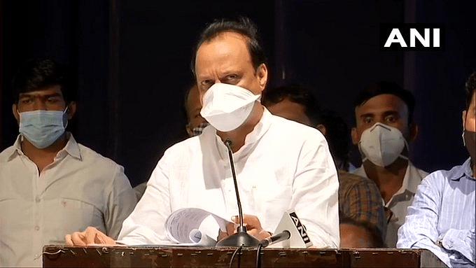 Decision on lockdown in 8-10 days: Maharashtra Dy CM Ajit Pawar