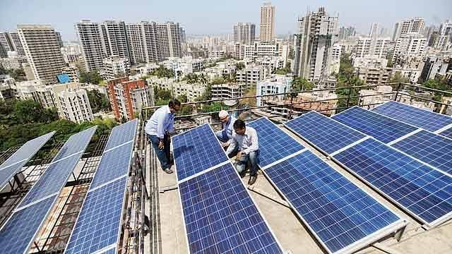 Second phase of the solar power unit at the water treatment plant in Bhandup begins