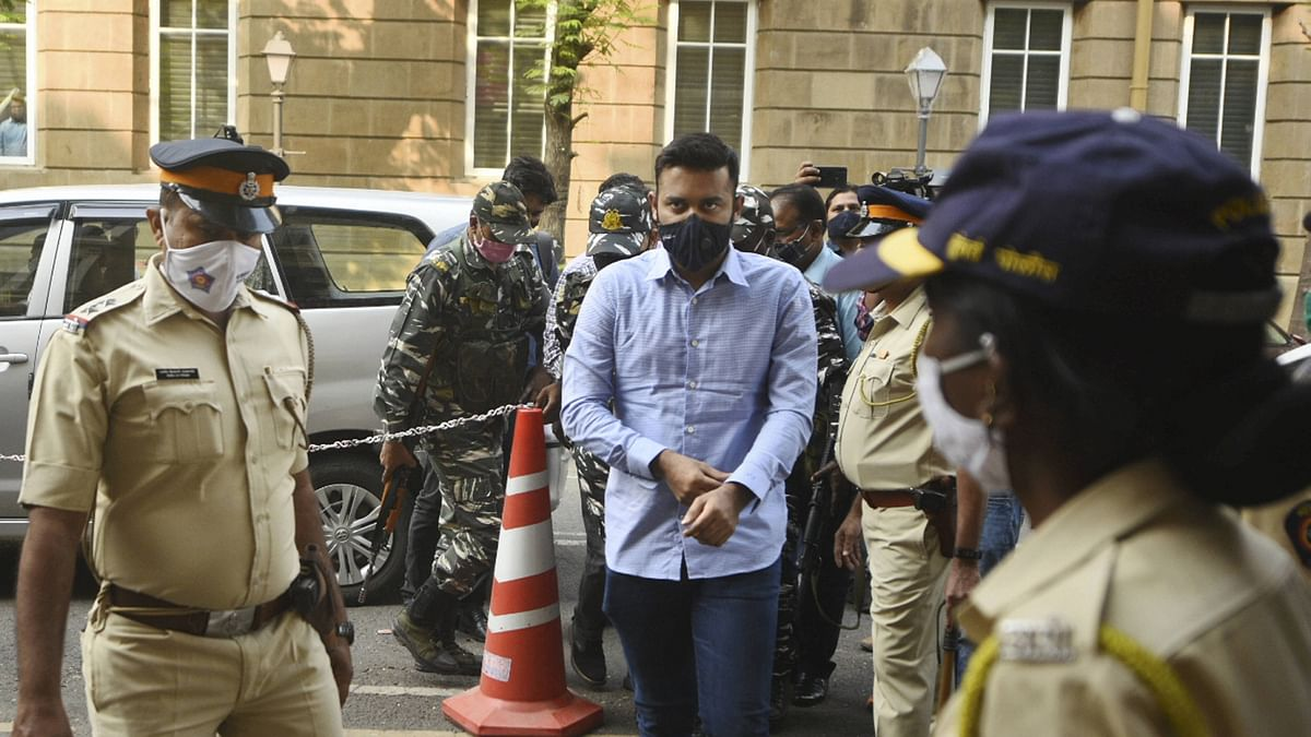 Shiv Sena MLA Pratap Sarnaiks son Vihang Sarnaik