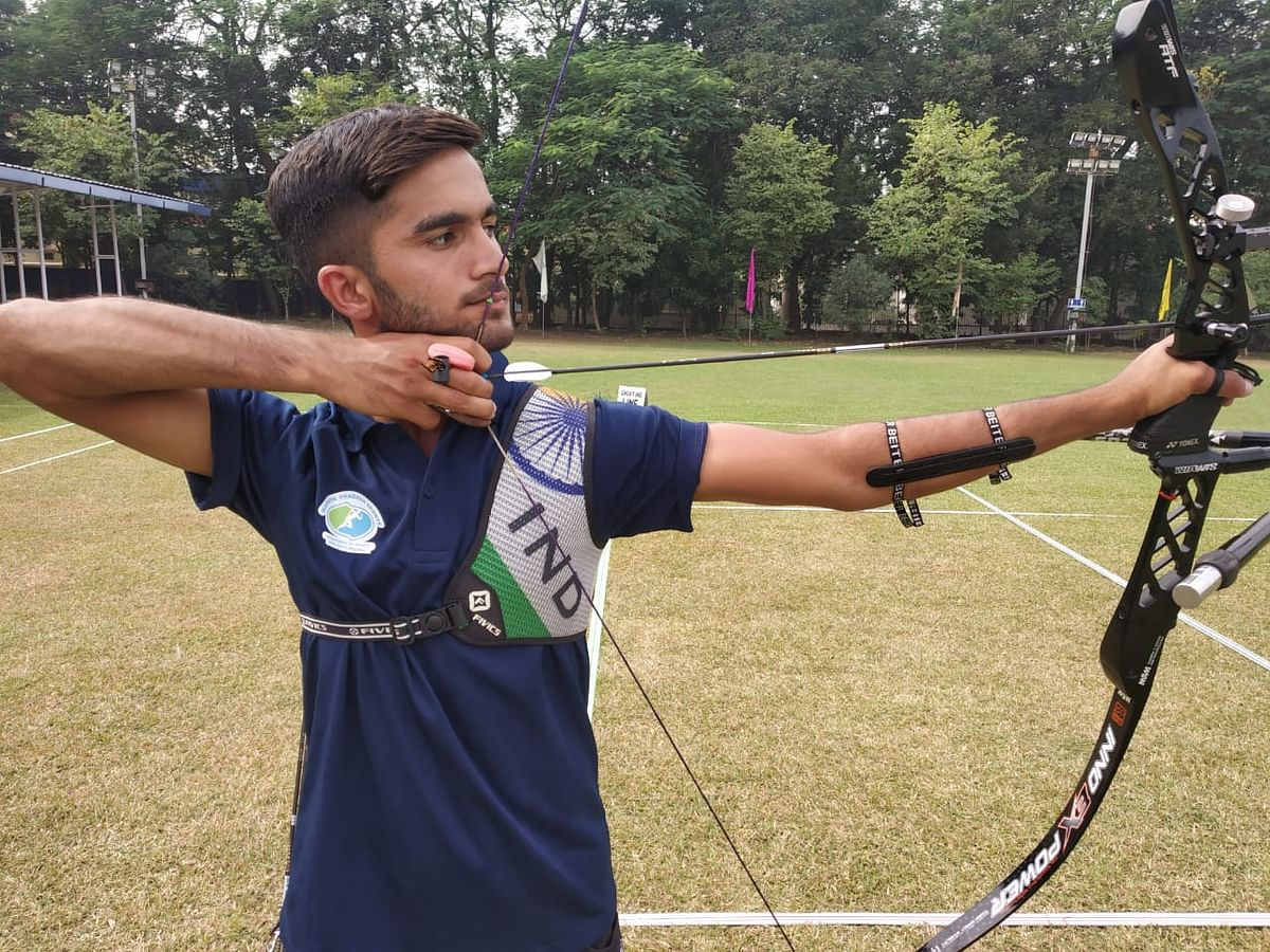 MP archer makes it to Tokyo Olympics' India camp