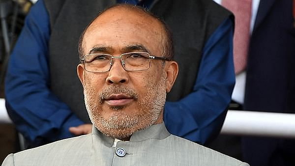 Manipur CM N Biren Singh tests positive for COVID-19