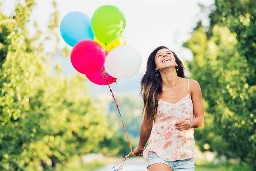 Guiding Light: 5 secrets of a happy life