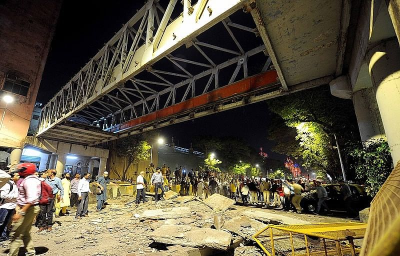 Repair cost of eight bridges in city goes up by about Rs 8 cr