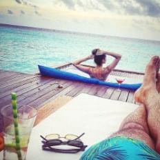 'DND' vacay: Tara Sutaria to celebrate birthday with beau Aadar Jain in Maldives