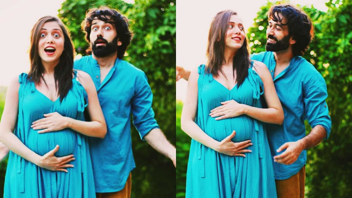'We are expanding': Nakuul Mehta, Jankee Parekh announce pregnancy with adorable video and pictures